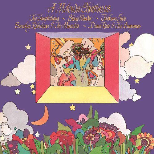 Motown Christmas Music.Various Artists A Motown Christmas Vinyl Lp Amoeba Music