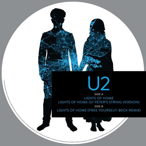 U2 Lights Of Home Record Store Day Picture Disc Vinyl 12
