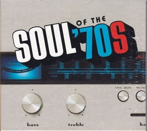 Soul Of The 70s Box Set CD