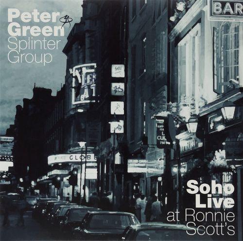 c44762bd5ec2 Peter Green Splinter Group - Soho Live At Ronnie Scott s (Vinyl LP ...