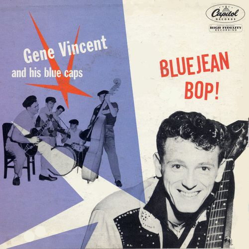 0028cdd5d0b Gene Vincent   His Blue Caps - Bluejean Bop! (Vinyl LP) - Amoeba Music