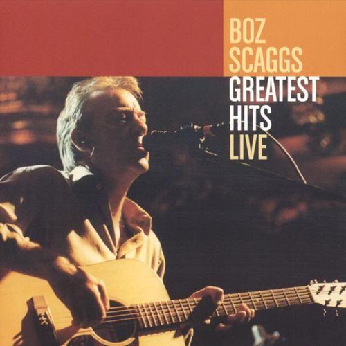Boz Skaggs Greatest Hits Live Vinyl Quality