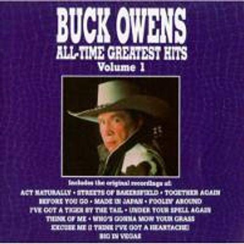 Buck Owens - All-Time Greatest Hits, Vol  1 (CD) - Amoeba Music