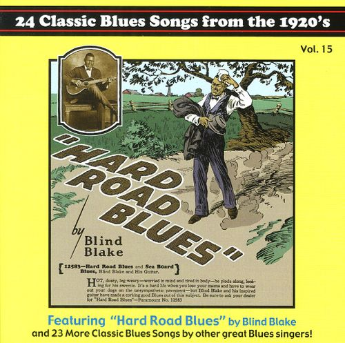Various Artists - Hard Road Blues: 24 Classic Blues Songs