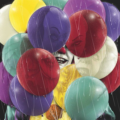 6ba47271d1536f Richard Bellis - Stephen King s It  OST   Color Vinyl  (Vinyl LP ...