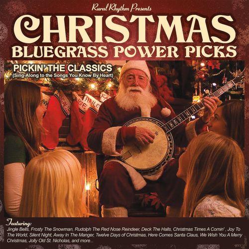 various artists christmas bluegrass power picks cd - Bluegrass Christmas Music