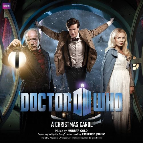 A Christmas Carol Soundtrack.Murray Gold Doctor Who A Christmas Carol Ost Vinyl Lp