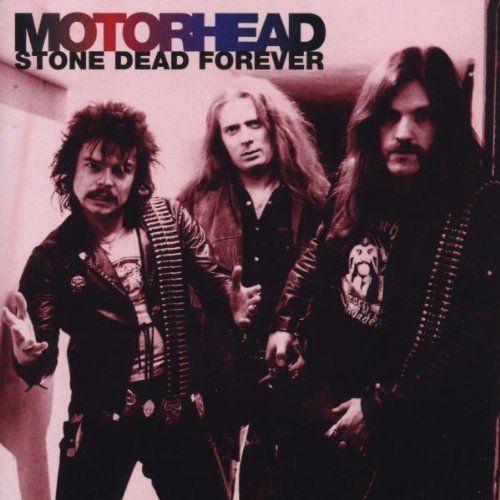 Motörhead - Stone Dead Forever (CD) - Amoeba Music
