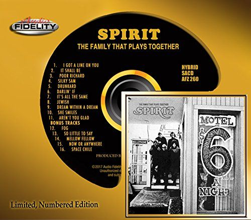 Spirit - The Family That Plays Together [Hybrid SACD] (CD