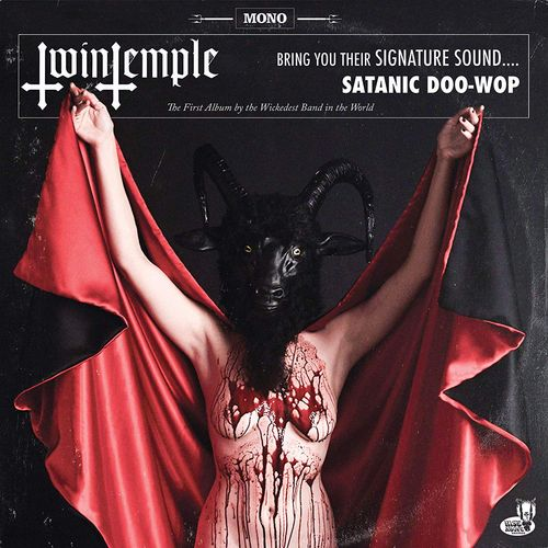 Twin Temple - Twin Temple Bring You Their Signature Sound   Satanic
