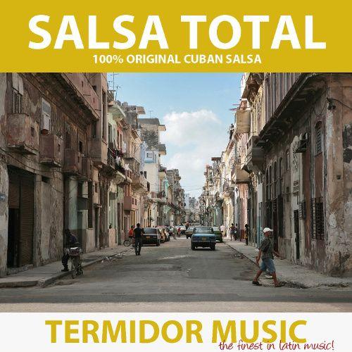 Various Artists - Salsa Total: 100% Original Cuban Salsa (CD