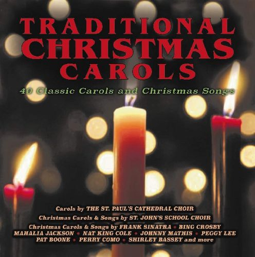 Traditional Christmas Music.Various Artists Traditional Christmas Carols Cd Amoeba
