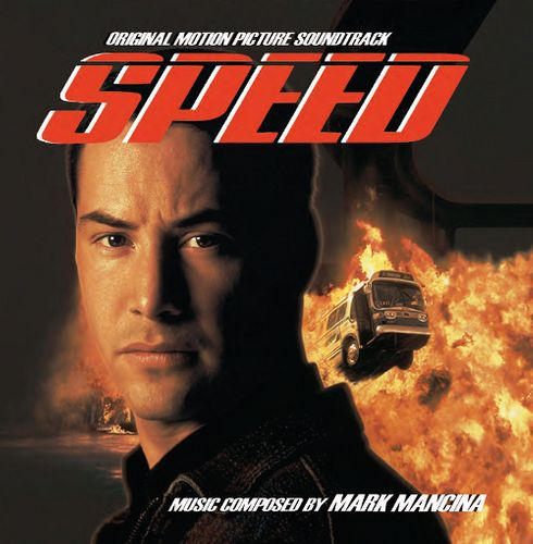 7733cc493f1 Mark Mancina - Speed  Limited Edition   Score  (CD) - Amoeba Music
