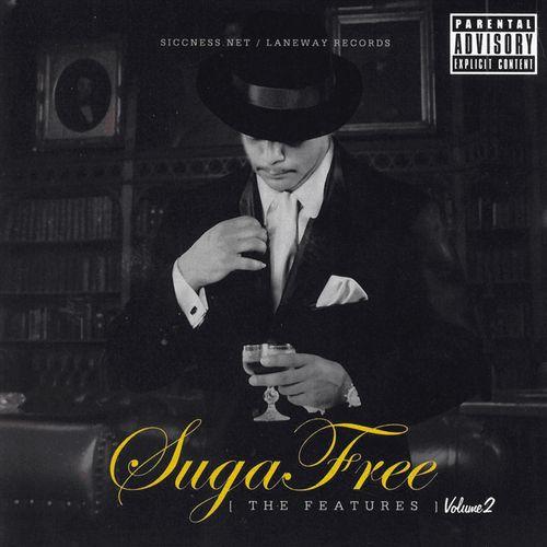 Suga Free - The Features Volume 2 (CD) - Amoeba Music