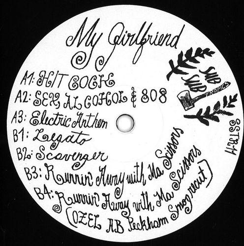My Girlfriend - My Girlfriend (Vinyl 12