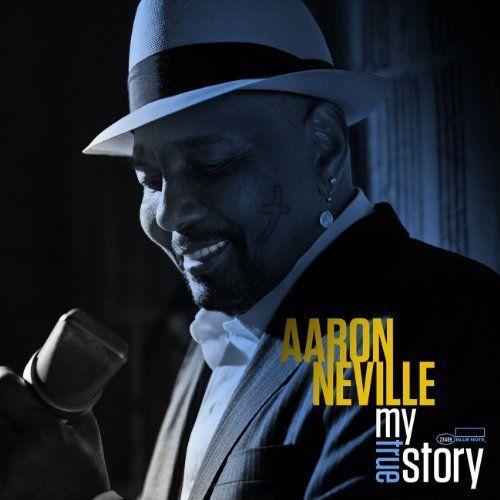 Aaron Neville - My True Story (CD) - Amoeba Music