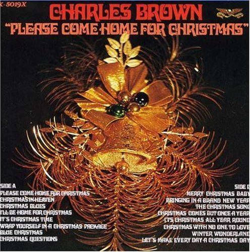 charles brown please come home for christmas cd
