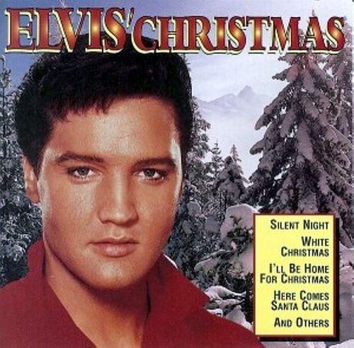 Elvis Presley Christmas Music.Elvis Presley Elvis Christmas Album Cd Amoeba Music