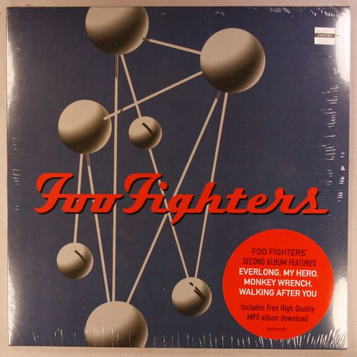 Foo Fighters The Colour And The Shape Vinyl Lp Amoeba