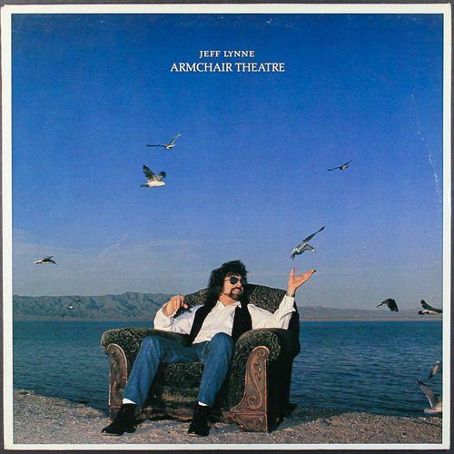 Jeff Lynne Armchair Theatre Vinyl Lp Amoeba Music