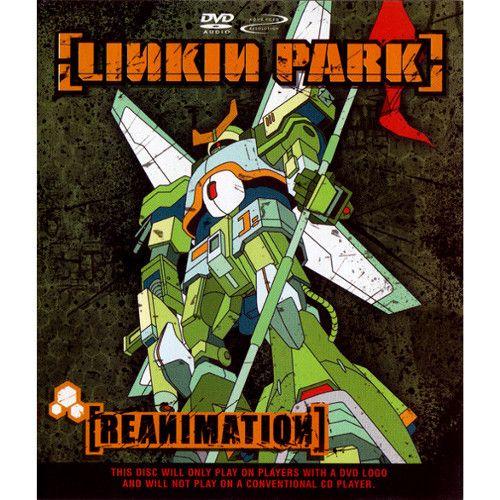 Linkin Park Reanimation Dvd Audio Cd Amoeba Music