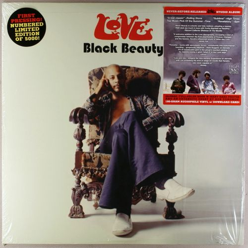 Love black beauty download