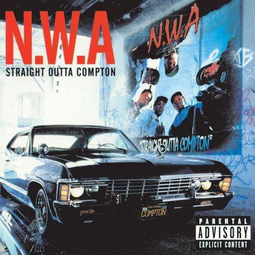 N.W.A. - N.W.A. Straight Outta Compton 10th Anniversary Tribute (CD ... ac31f50ef9d6