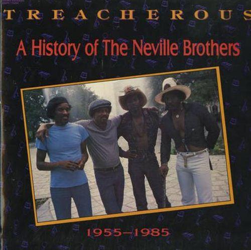 nevill brothers anthology