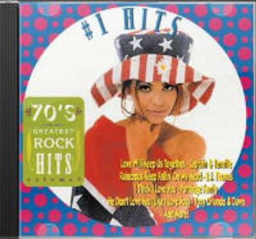 Various Artists - #1 Hits: 70s Greatest Rock Hits Vol  9 (CD