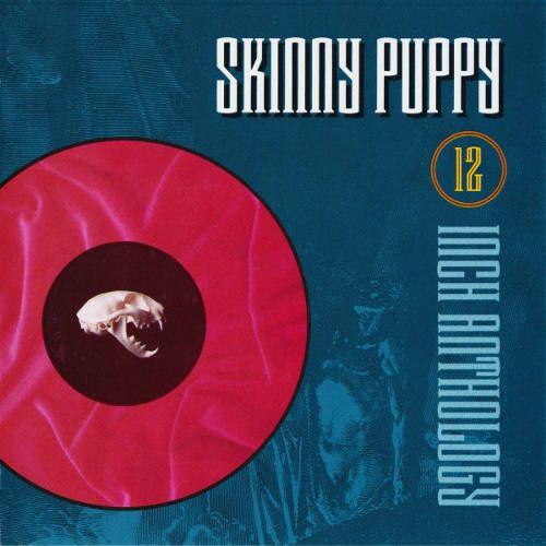 skinny puppy weapon red vinyl