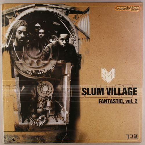 slum village album cover