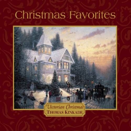 Thomas Kinkade - Christmas Favorites Victorian Christmas Thomas ...