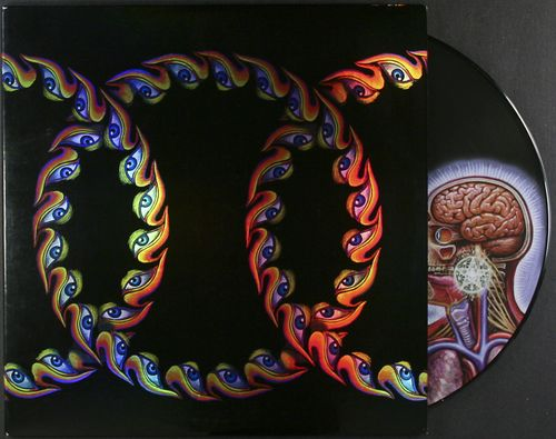 Tool - Lateralus [Double Picture Disc] (Vinyl LP) - Amoeba Music