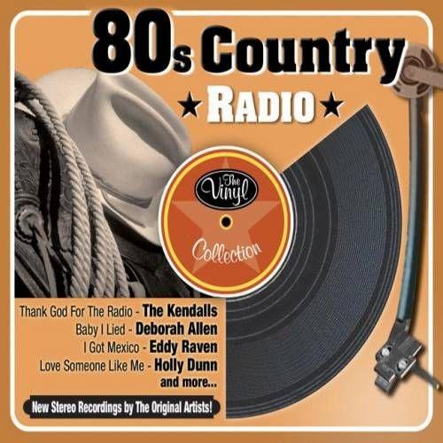 Various Artists - 80s Country Radio (CD) - Amoeba Music