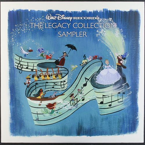 Various Artists Walt Disney Records The Legacy Collection Sampler