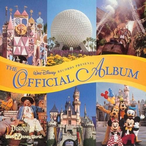 Walt Disney Walt Disney Records Presents The Official Album Cd