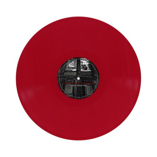 Bullet For My Valentine Don T Need You Record Store Day Red Vinyl
