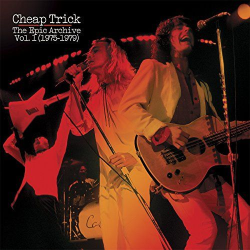 Image result for cheap trick epic archive rsd vinyl