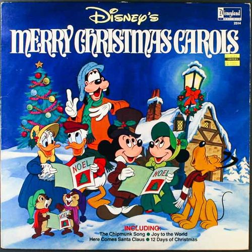 larry groce disneys merry christmas carols