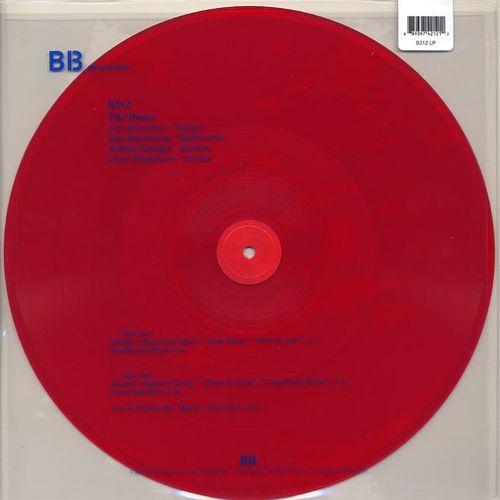 The Doors Live In Pittsburgh (LP) & The Doors - Live In Pittsburgh (Vinyl LP) - Amoeba Music