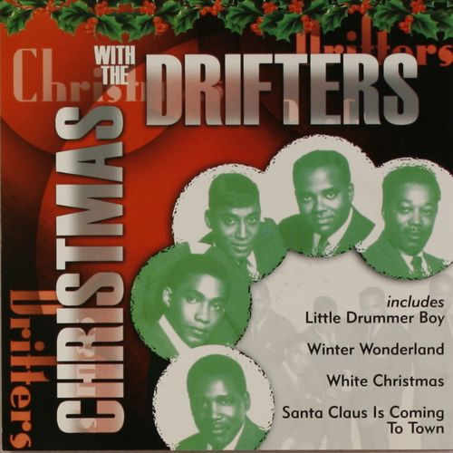the drifters christmas with the drifters cd - White Christmas By The Drifters