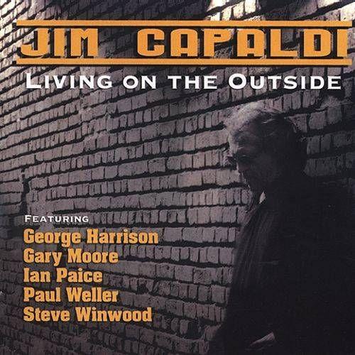Jim Capaldi - Living On The Outside (CD) - Amoeba Music
