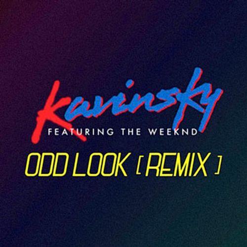 Kavinsky - Odd Look (Vinyl 12