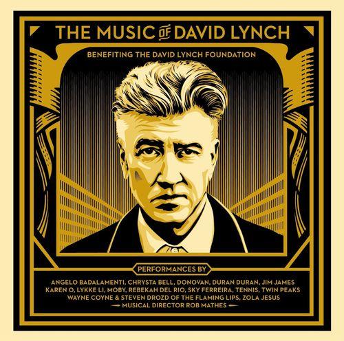 Various Artists The Music Of David Lynch 180 Gram Vinyl Vinyl Lp Amoeba Music