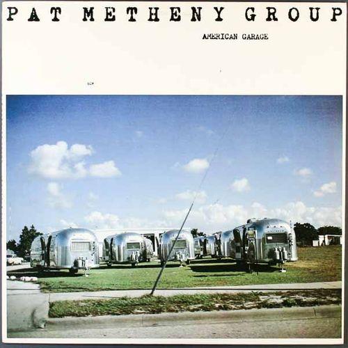 Pat Metheny Group American Garage Vinyl Lp Amoeba