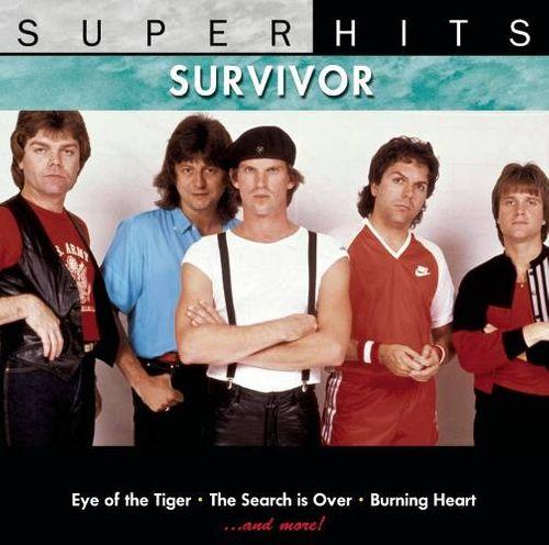 Survivor - Super Hits (CD) - Amoeba Music