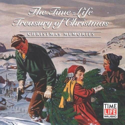 Time Life Treasury Of Christmas.Various Artists The Time Life Treasury Of Christmas