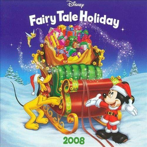 Disney - Fairy Tale Holiday (CD) - Amoeba Music