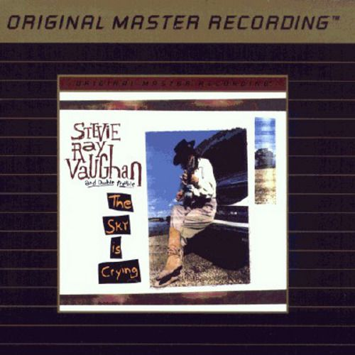 Stevie Ray Vaughan And Double Trouble The Sky Is Crying