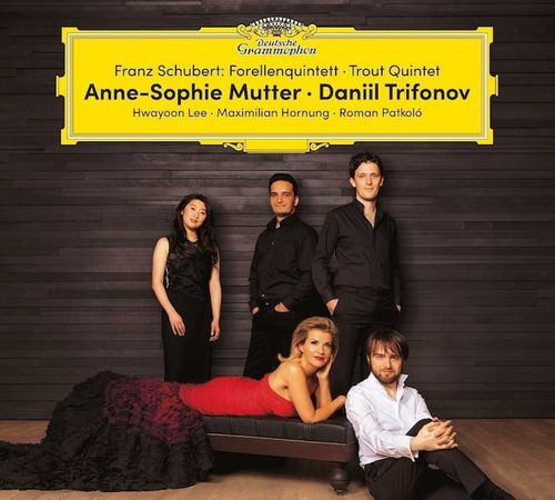 Franz Schubert Anne Sophie Mutter Daniil Trifonov